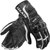 Rev'it Stellar 2 Black And White Gloves
