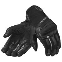 Rev'it Striker 3 Gloves Silver