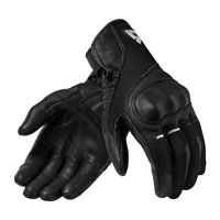 Rev'it Titan Gloves Black White