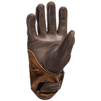 Rukka Fernie Leather Gloves Brown