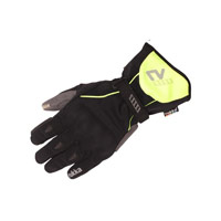 Rukka Virium X-trafit Gloves Black Yellow