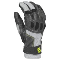 Scott Sport Adv Glove Dark Grey Lime Green