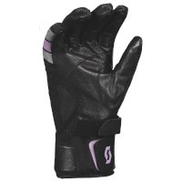 Scott Trafix Dp Gloves Black Pink