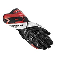 Spidi Carbo 4 Black White Red