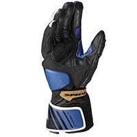 Gants Spidi Carbo 7 Bleu Or