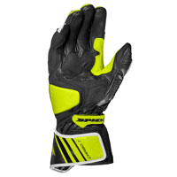 Gants Moto Spidi Carbo 7 Jaune