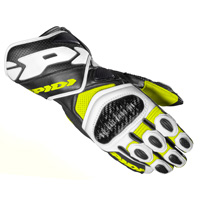 Spidi Carbo 7 Gloves Yellow