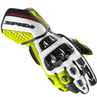 Spidi Carbo Track Evo Gloves Yellow