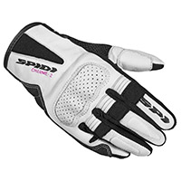 Spidi Charme 2 Gloves White Lady