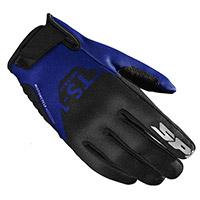 Guanti Spidi Cts-1 Blu Nero