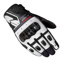 Spidi G-carbon Gloves White