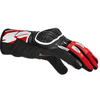 Guantes Spidi G Warrior rojos
