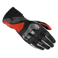 Spidi Rainshield Black Red