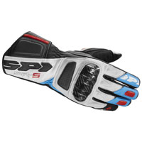 Spidi Str-5 Gloves Black White Blue