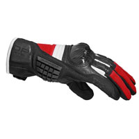 Spidi Tx-2 Gloves Black Red White