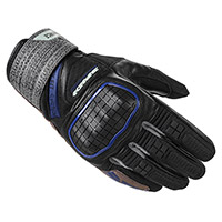 Guantes Spidi X Force negro azul