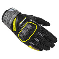 Guantes Spidi X Force negro amarillo