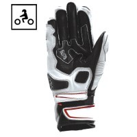 Oj Spin White/black/red