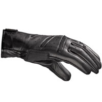 Spidi Summer Glory Leather Gloves Black