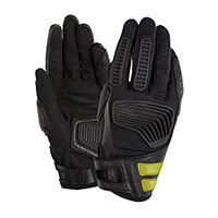 T.ur G-two Lady Gloves Black Yellow