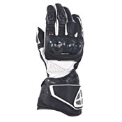 Ixon Gloves Racing Rs Circuit Hp Black White
