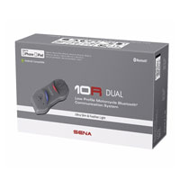 Sena 10r Dual Low Profile Fm