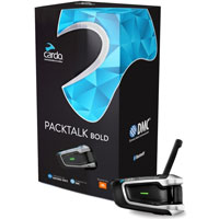 Cardo Packtalk Bold Jbl Single Kit