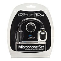 Microphone Set For Scala Rider Packtalk/ Cardo Sho-1