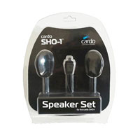 Cardo Speaker Set For The Cardo Sho-1