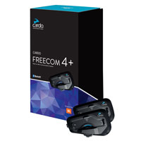 Cardo Freecom 4+ Jbl Double Kit