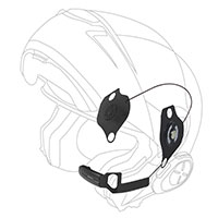 Interphone Pro Sound Audio Kit Schuberth - Tour/sport/urban