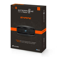 Interphone Shape Double Pack