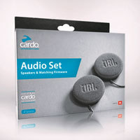 Cardo Audio Set Jbl 45mm Black