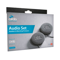 Cardo Speakers Jbl Packtalk/freecom 45mm Black