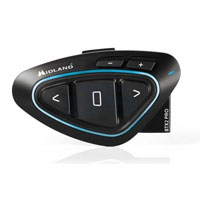 Midland Interfono Bluetooth Btx2 Pro - Singolo