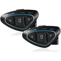 Midland Interfono Bluetooth Btx2 Pro - Doppio