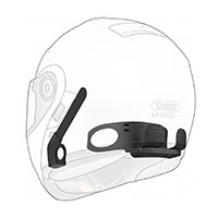 Sena 10u-sh11 Per Shoei Gt Air