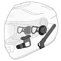 Sena 10u-sh11 For Shoei Gt Air