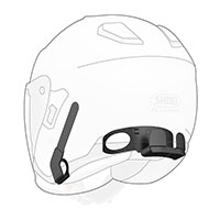Sena 10u-sh013 For Shoei J-cruise