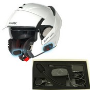 Shark Blue Tooth - Evoline Helmets