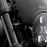 Rizoma Mounting kit for front indicators