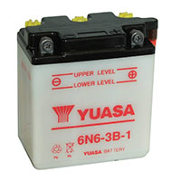 Okyami Battery 6n6-3b