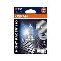 Lampada Osram Night Racer +110 H7 12v 55w Px26d