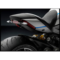 Rizoma Rear Marker Light Support For Single Seat Ducati X-diavel
