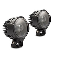 Sw Motech Evo Fog Light Kit Black Bmw R1200gs
