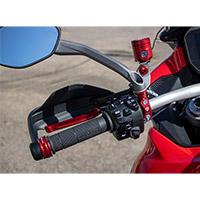 Cnc Racing Cm240 Handlebar Weights Red