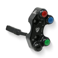 Cnc Racing Pramac Right Switch Ducati Panigale V4r