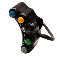 Cnc Racing Left Switch Swa05b Rsv4
