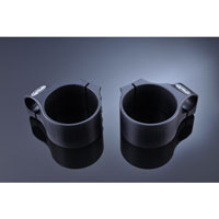 Lightech par de pulseras avanzadas del manillar D50 MOZ5001