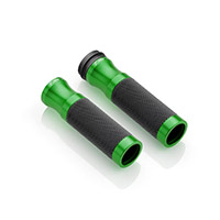 Rizoma Sport Ride By Wire 22mm Grips Green